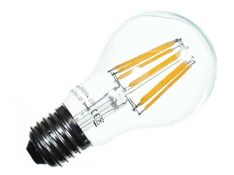 Smarte ressurser E27 Helios filament LED lys pære 4W - Dioder.no RF-31
