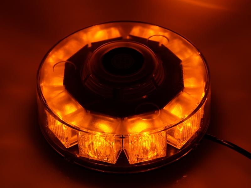 Poppy LED lampe, 12 24V Dioder.no